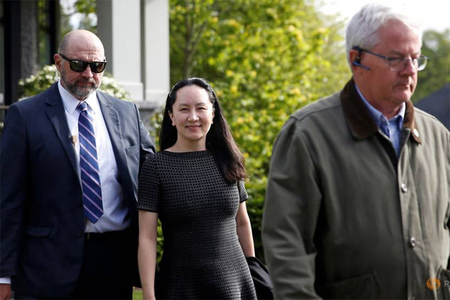 Letter from Meng Wanzhou Published Online
