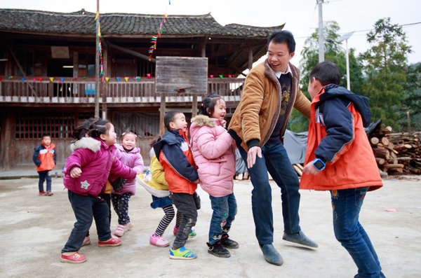 China Calls for Public Participation in Protecting Minors
